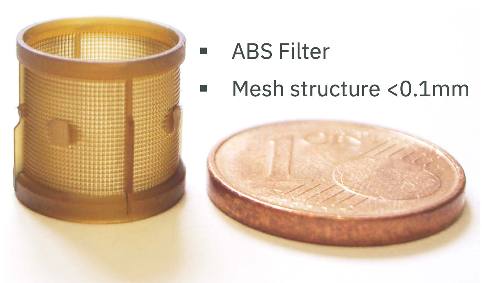 ABS Filter venting