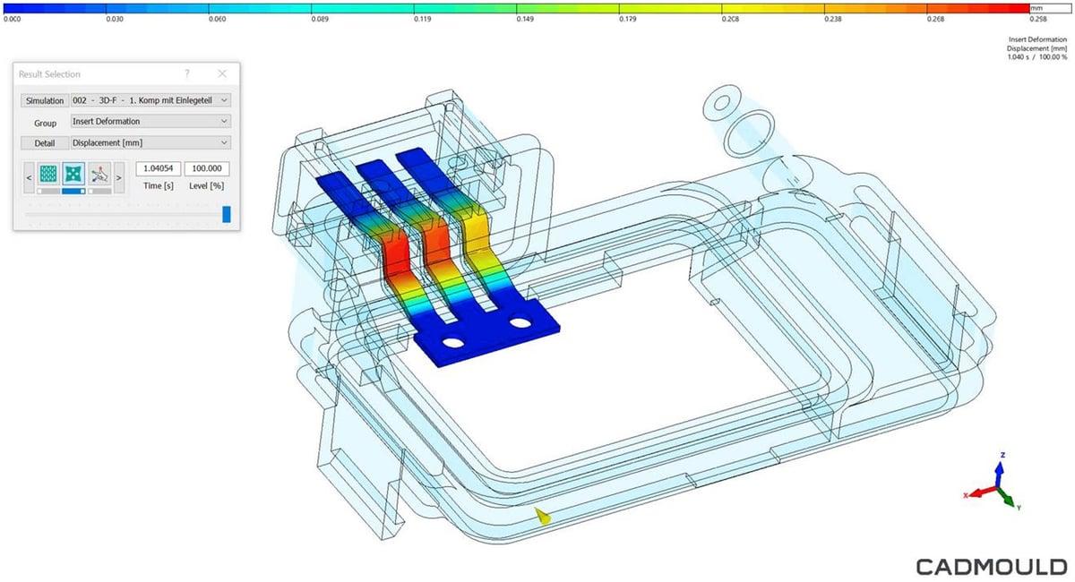 CADMOULD Structural FEM 02