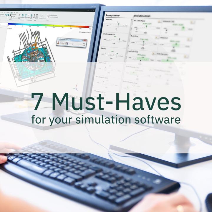 Die 7 Must-Haves einer guten Spritzgießsimulations-Software EN (1)