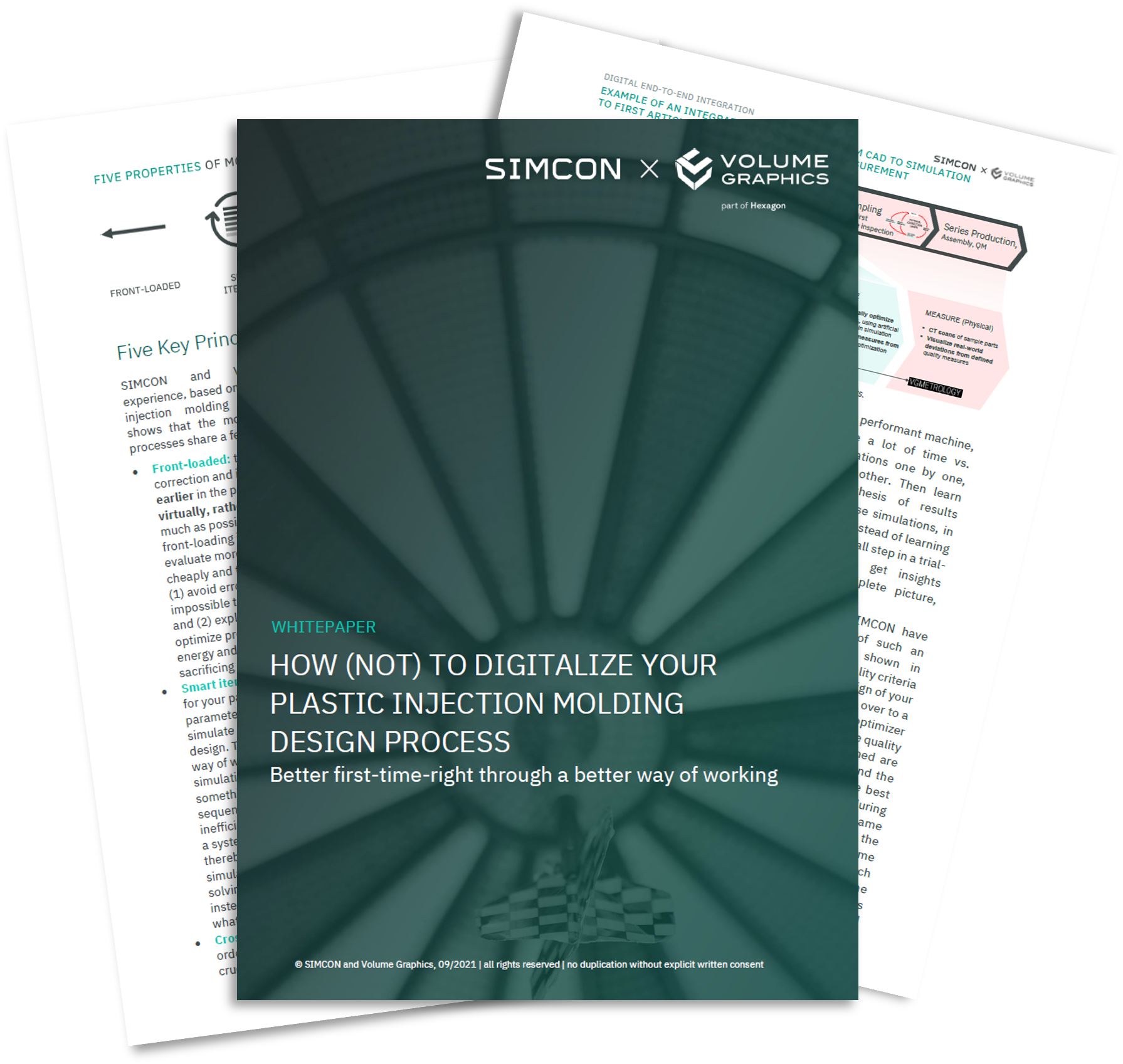Whitepaper: how (not) to digitalize your plastic injection molding design process