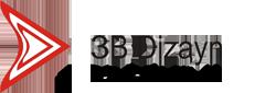logo 3b Dizayn