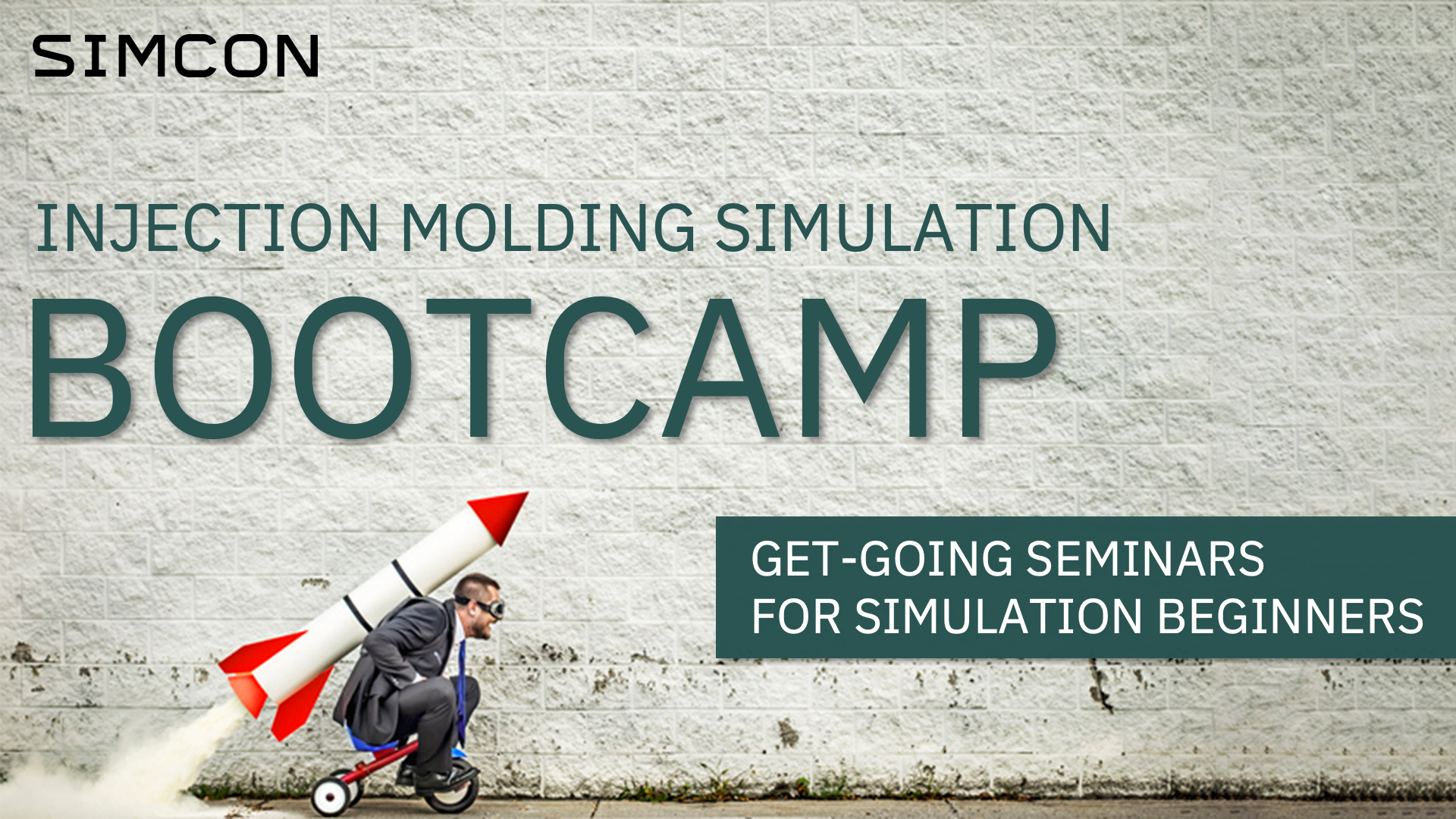 CADMOULD Bootcamp: get-going seminars for simulation beginners